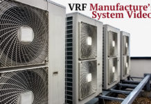 VRF Manufactures System Video