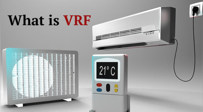 What is VRF Air Conditioning
