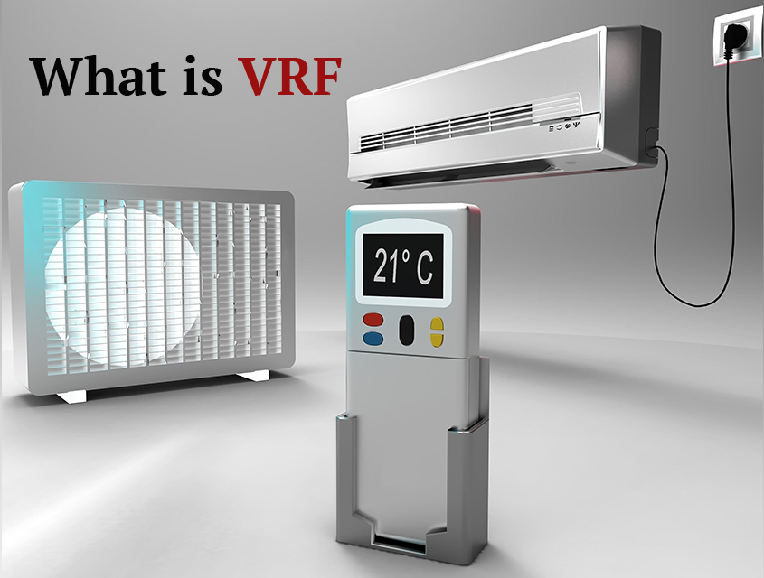 What Is Vrf