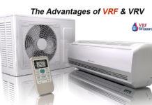 VRF VRV Advantages