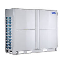 carrier vrf outdoor unit heat recovery