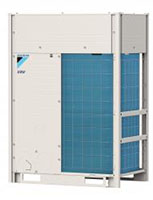 daikin vrv heat recovery outdoor units