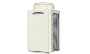 mitsubishi vrf outdoor unit air-cooled