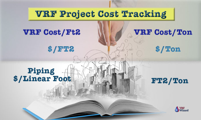 VRF Project Cost Tracking